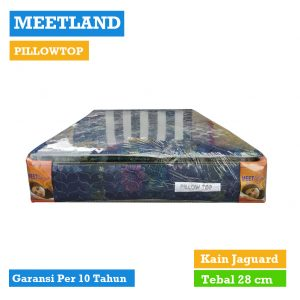 Meetland pillowtop 160
